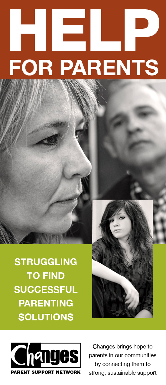 Changes Parent Support Network brochure